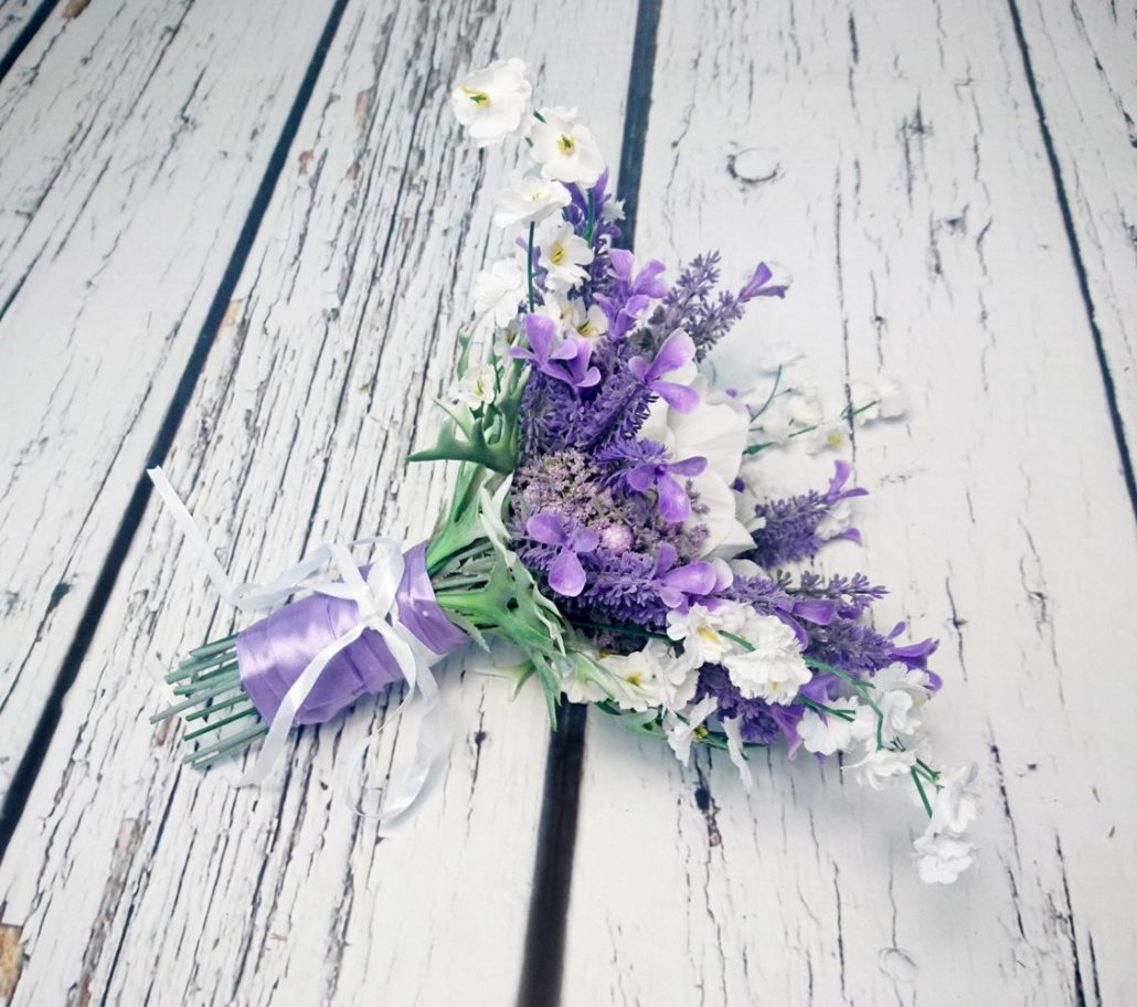flori artificiale buchet